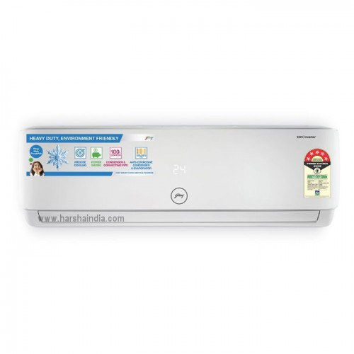 Godrej Air Conditioner Split Inverter 1.5Ton GIC18HTC5-WTA 5S