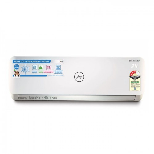 Godrej Air Conditioner Split Fixed 1.5Ton GSC18NTC3-WTA 3S