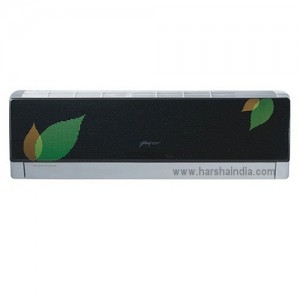 Godrej Air Conditioner Split 1.0 Ton GSC 12FG6 BNG Black