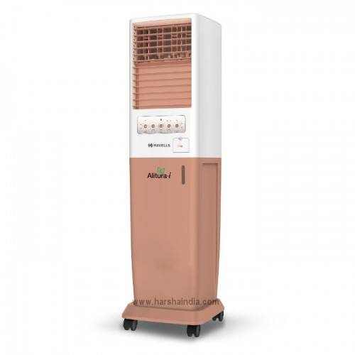 Havells Tower Air Cooler Alitura 50i With Remote