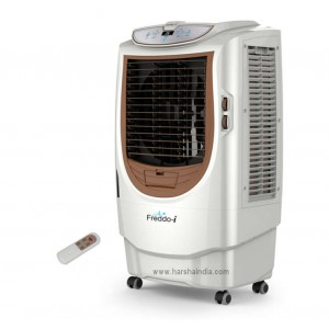 Havells Desert Air Cooler Freddo I 70L White Brown
