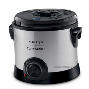 Kent Fryer & Curry Cooker
