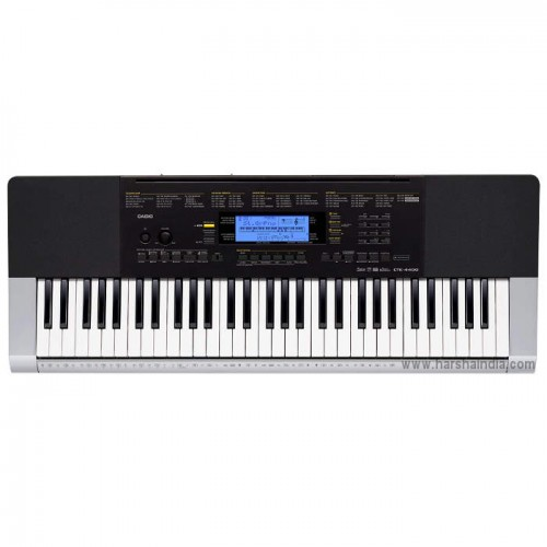 Casio Musical Keyboard CTK 4400