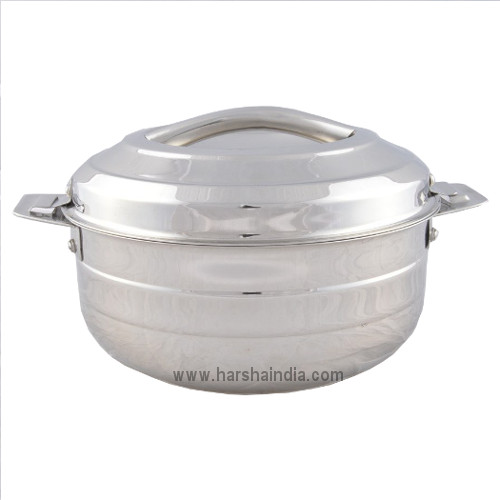 Cello Stainless Steel Casserole Lumina 2500ML