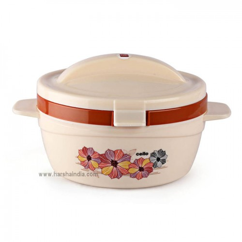 Cello Insulated Hot Pot Flip Top 850ML