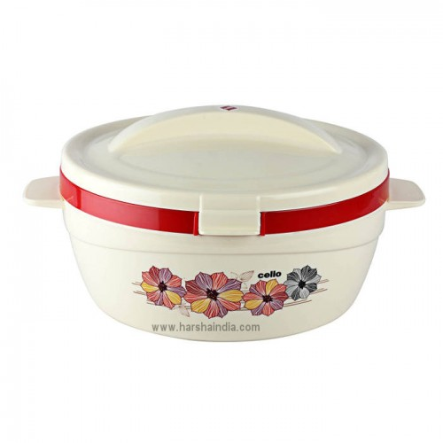 Cello Insulated Hot Pot Flip Top 1500ML