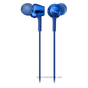 Sony Ear Phone MDR-EX255/APLQIN Blue