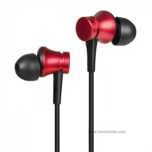 Mi Ear Phones Basic Red