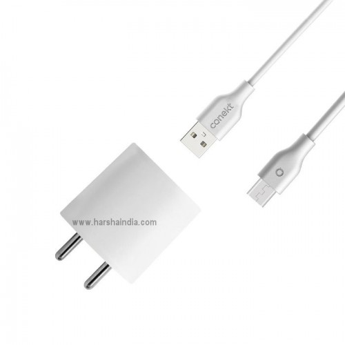 Conekt Dual USB Charger 2.1A Dash Duo
