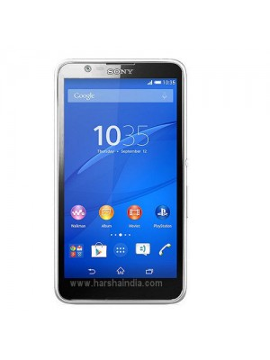 Sony Cell Phone Xperia E4 Dual E2115 White