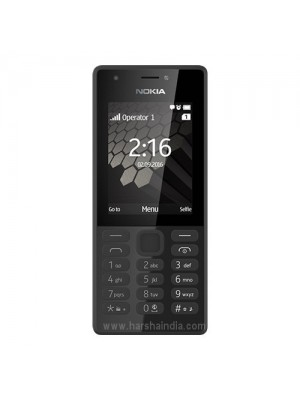 Nokia Cell Phone 216 Dual Sim Black