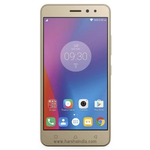 Lenovo Cell Phone K6 Note 4GB/32GB Gold