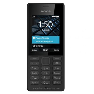 Nokia Cell Phone 150 Dual Sim Black