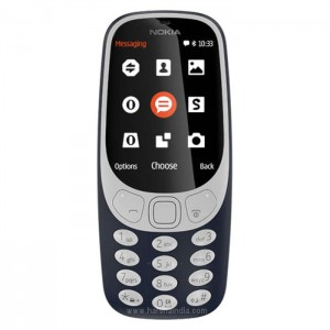 Nokia Cell Phone 3310 Dual Sim Dark Blue
