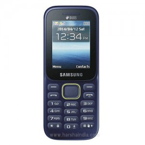 Samsung Cell Phone B310E Black