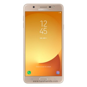 Samsung Cell Phone Galaxy J7 Max Gold