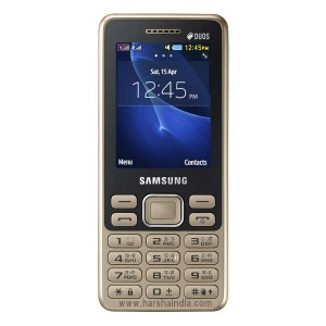 Samsung Cell Phone B351 Metro Gold