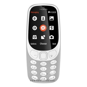 Nokia Cell Phone 3310 Dual Sim Grey
