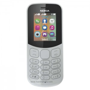 Nokia Cell Phone 130 Dual Sim Grey