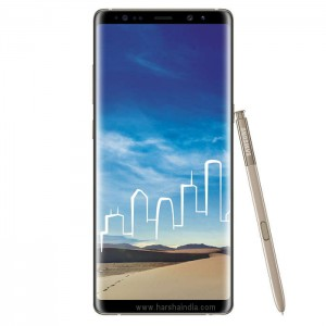 Samsung Cell Phone Galaxy Note 8 64GB Maple Gold