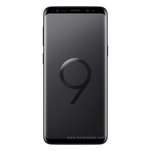 Samsung Cell Phone G965 Galaxy S9 Plus 256GB Midnight Black