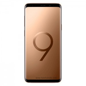 Samsung Cell Phone G965 Galaxy S9 Plus 6GB/128GB Sunrise Gold