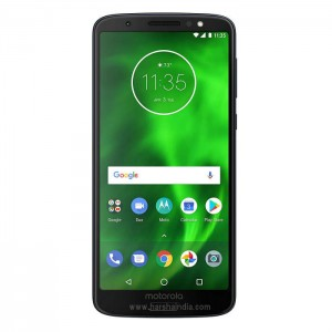 Motorola Cell Phone G6 4GB/64GB Indigo Black