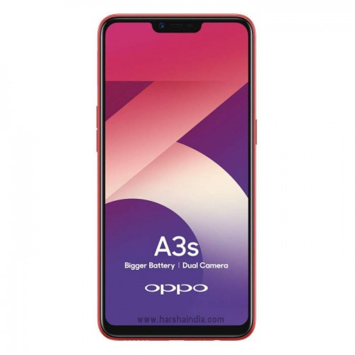 Oppo Cell Phone A3S Pro 3GB/32GB Red