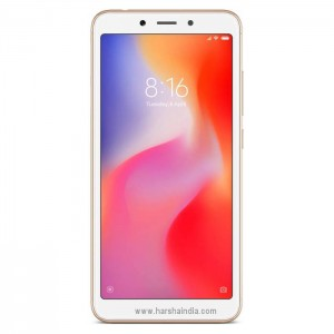 Redmi Cell Phone 6 3GB/64GB Gold
