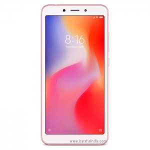 Redmi Cell Phone 6 3GB/64GB Rose Gold