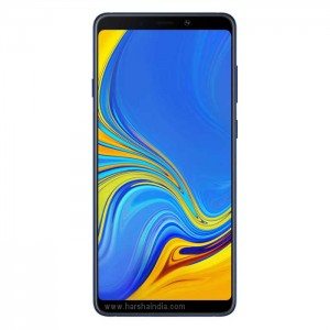 Samsung Cell Phone  Galaxy A9 8GB+128GB Lemonade Blue
