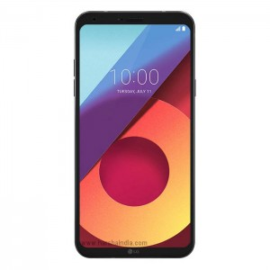 LG Cell Phone Q6 Plus 4GB/64GB Black