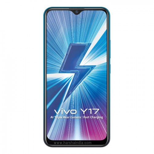 Vivo Cell Phone Y17 4GB+128GB Mineral Blue