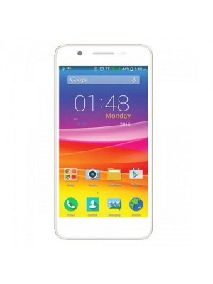 Micromax Cell Phone A316 Canvas Hue 2 White + Gold