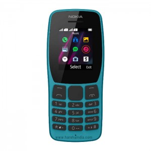 Nokia Cell Phone 110 Dual Sim Blue