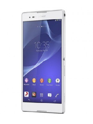 Sony Cell Phone Xperia T2 Ultra D5322 Dual Sim White