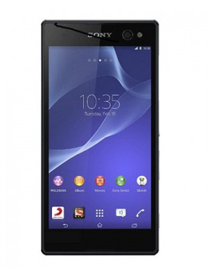 Sony Cell Phone Xperia C3 D2502 Black