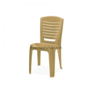Nilkamal Chair Armless 4025