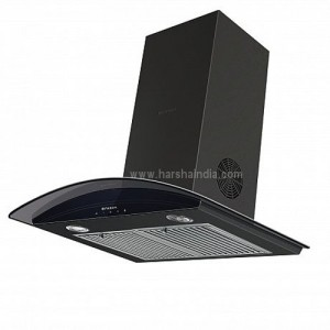 Faber Chimney Hood Feel Plus 3D T2S2 BK LTW 60