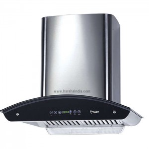 Prestige Glass Kitchen Hood Auto Clean AKH 600 CB PLUS 1000M3 41627