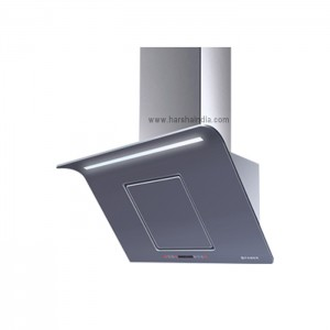 Faber Chimney Hood Curvy Plus BK TC LTW 60 1000M3