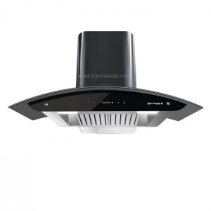 Faber Chimney Hood Primus Energy TC HC BK 90 1500M