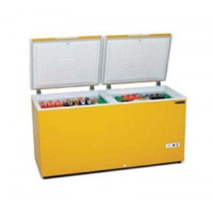 Blue Star Chest Cooler 400L CHBK 400A