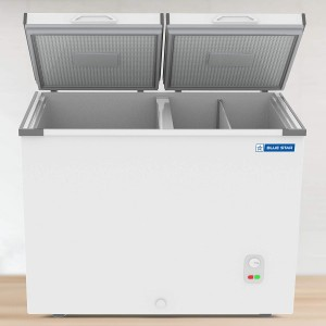Blue Star Chest Freezer 400L DD CHF400HG