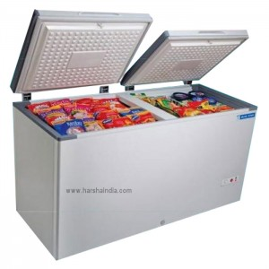 Blue Star Chest Freezer HT CHFDD700D