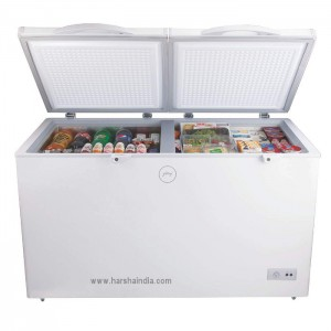 Godrej Deep Freezer Cool-Cum 510 Hard Top Double Door GCHW535R2DHC