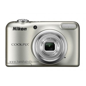 Nikon Digital Camera Coolpix A10 Silver