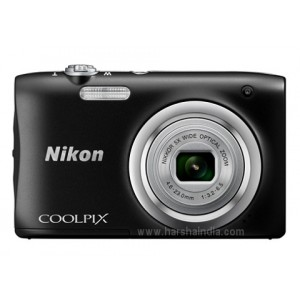 Nikon Digital Camera Coolpix A100