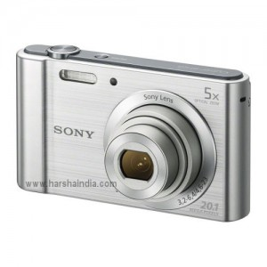 Sony Digital Camera DSC-W800 Silver