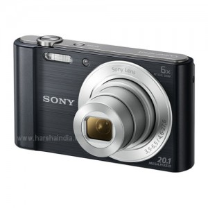 Sony Digital Camera DSC-W810 Black